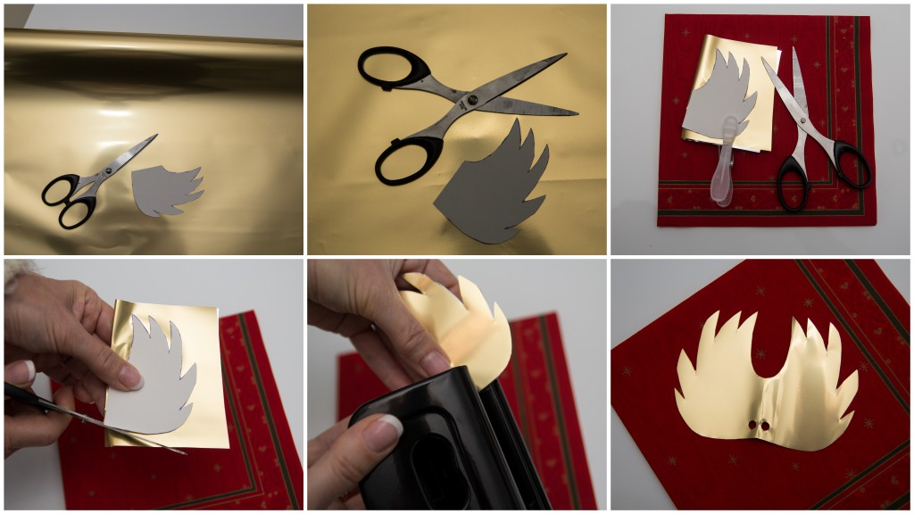 Schritt 2: Flügel anfertigen