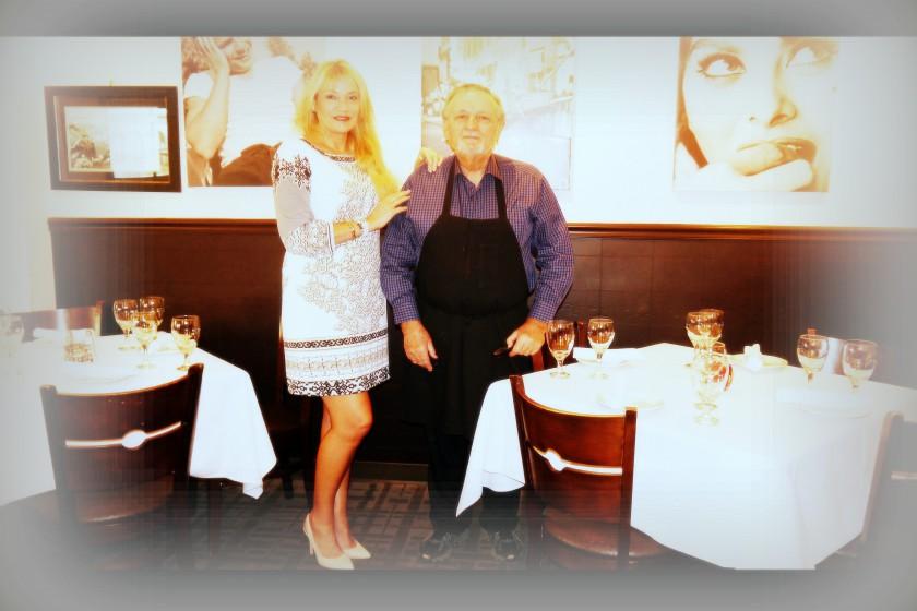 Restaurant Scottsdale Francos Italian Caffe