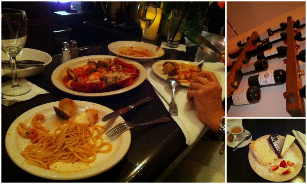 Restaurant Scottsdale Franco´s Italian Caffe