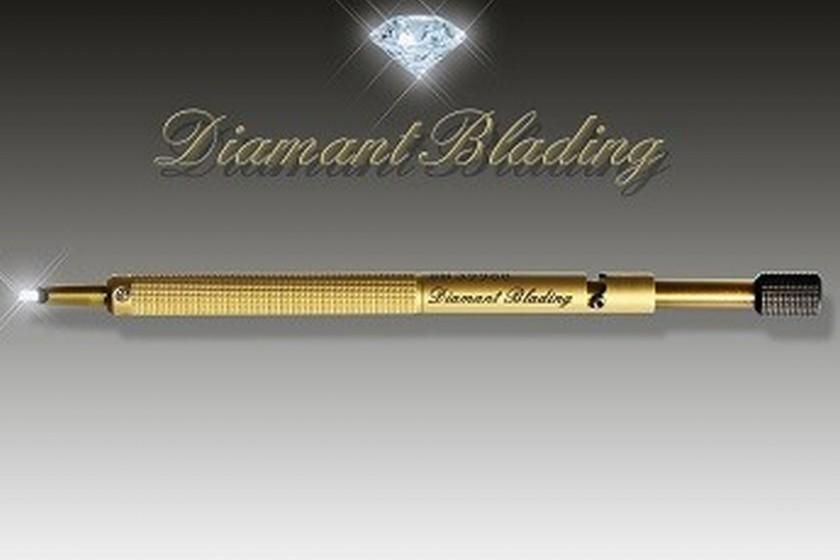 DiamantBlading by Brigitte Steinmeyer