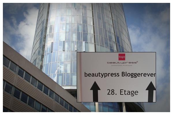 Beauty Bloggerevent Köln veranstaltet durch beautypress