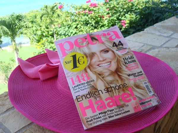 Mit dem Petra Magazin in den Urlaub