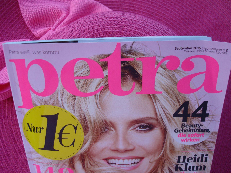"""Petra """"meine"""" Zeitschrift"""