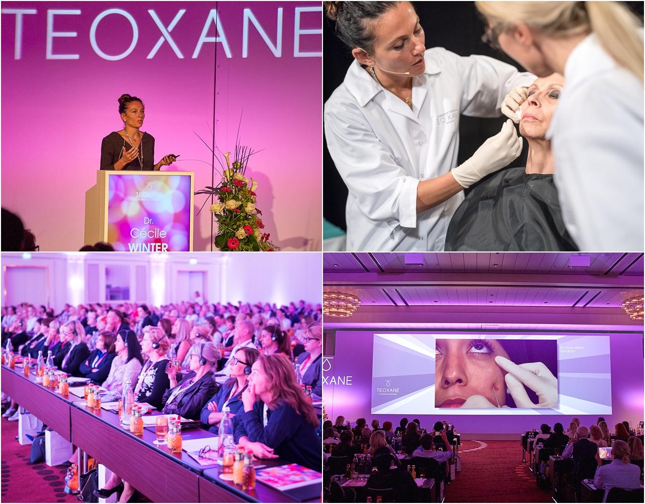 "Teoxane Fortbildungsseminar in Frankfurt B.I.L.D. ""BEAUTY IN LADIES DIMENSION"" Botox und Filler"