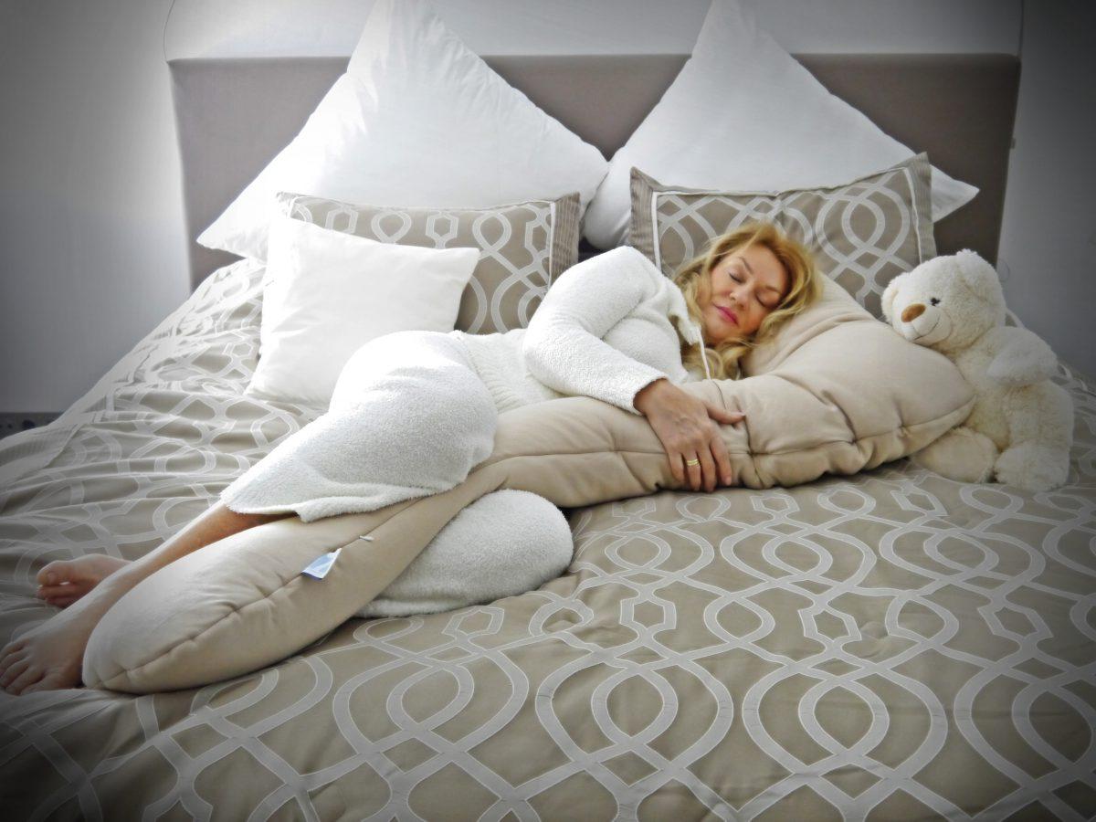 Gesunder Schlaf mit dem richtigen Kissen und guter Matratze
