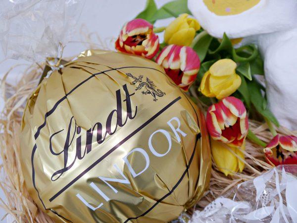 Lindt Schokolade bei Zeitlos Bezaubernd