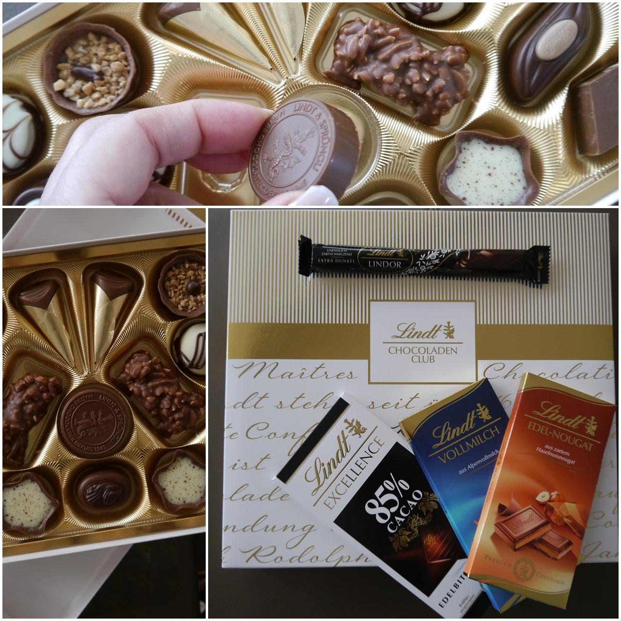Ostern und meine Überraschung mit Lindt Chocoladen Club bei zeitlos bezaubernd