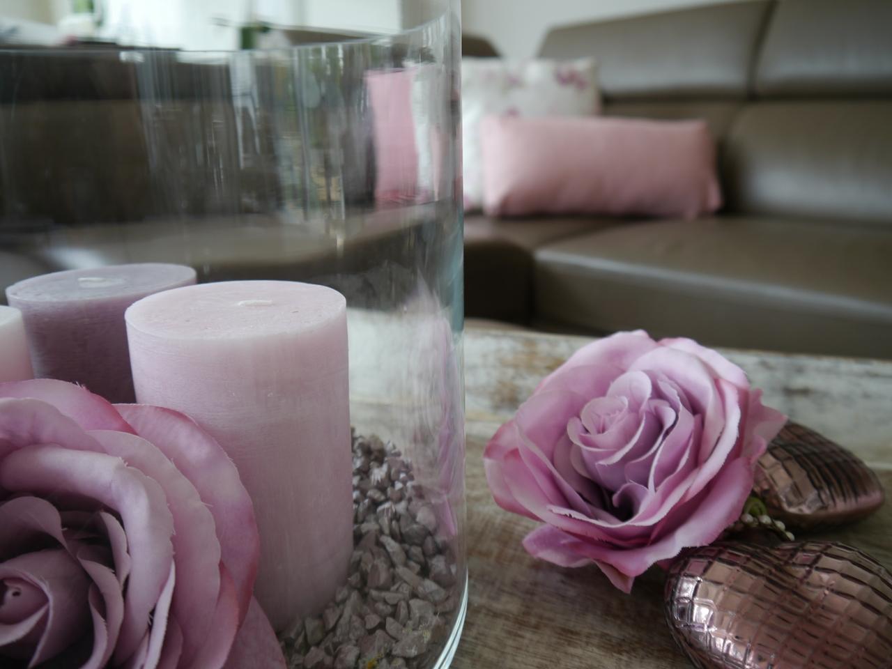 Rosa die Farbe des Optimismus bei zeitlos bezaubernd