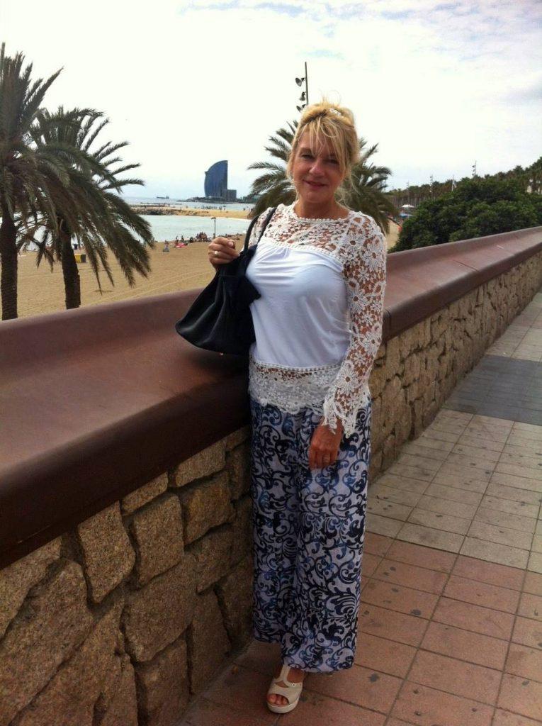 Barcelona und Strand bei zeitlos bezaubernd