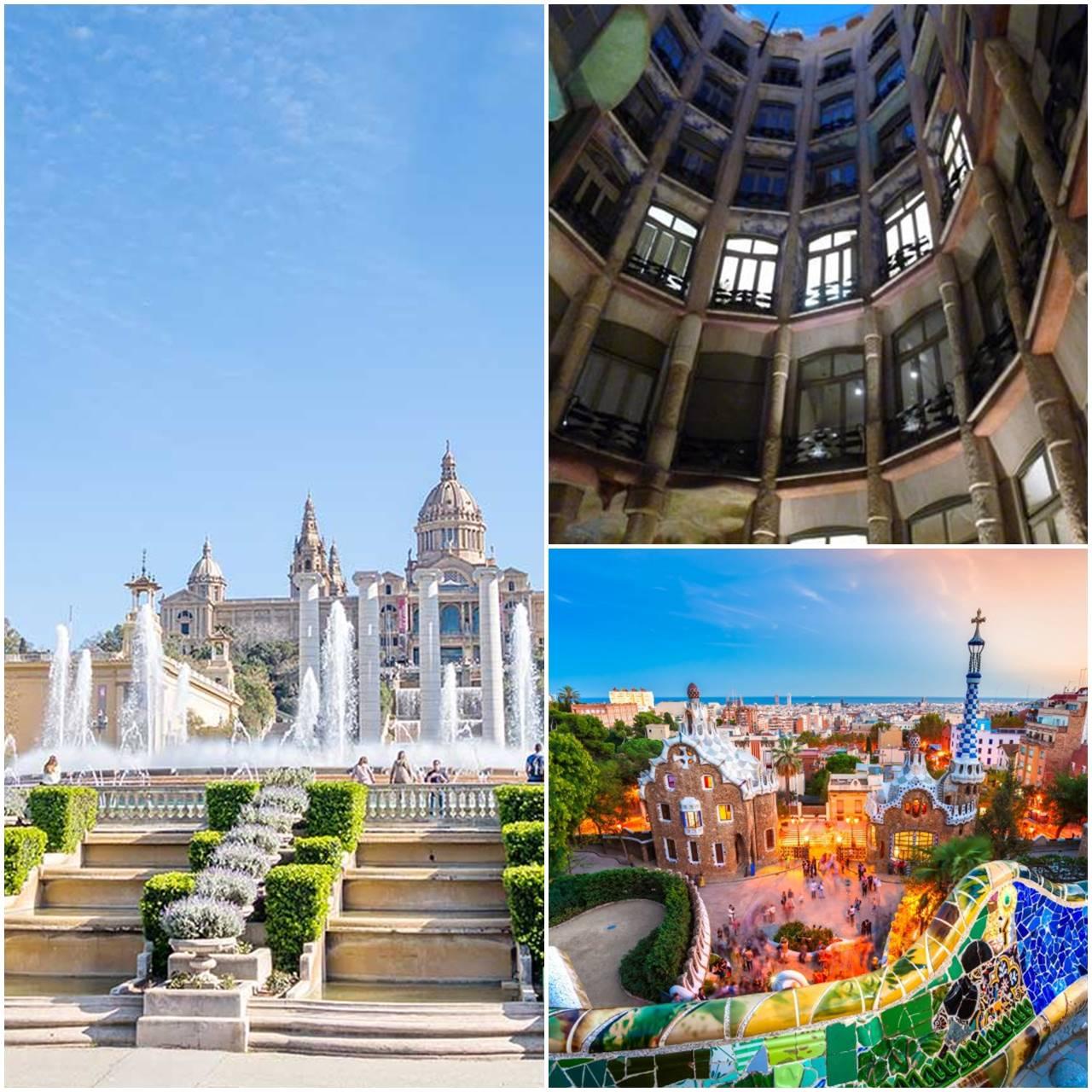 UNESCO Kulturerbe in Barcelona