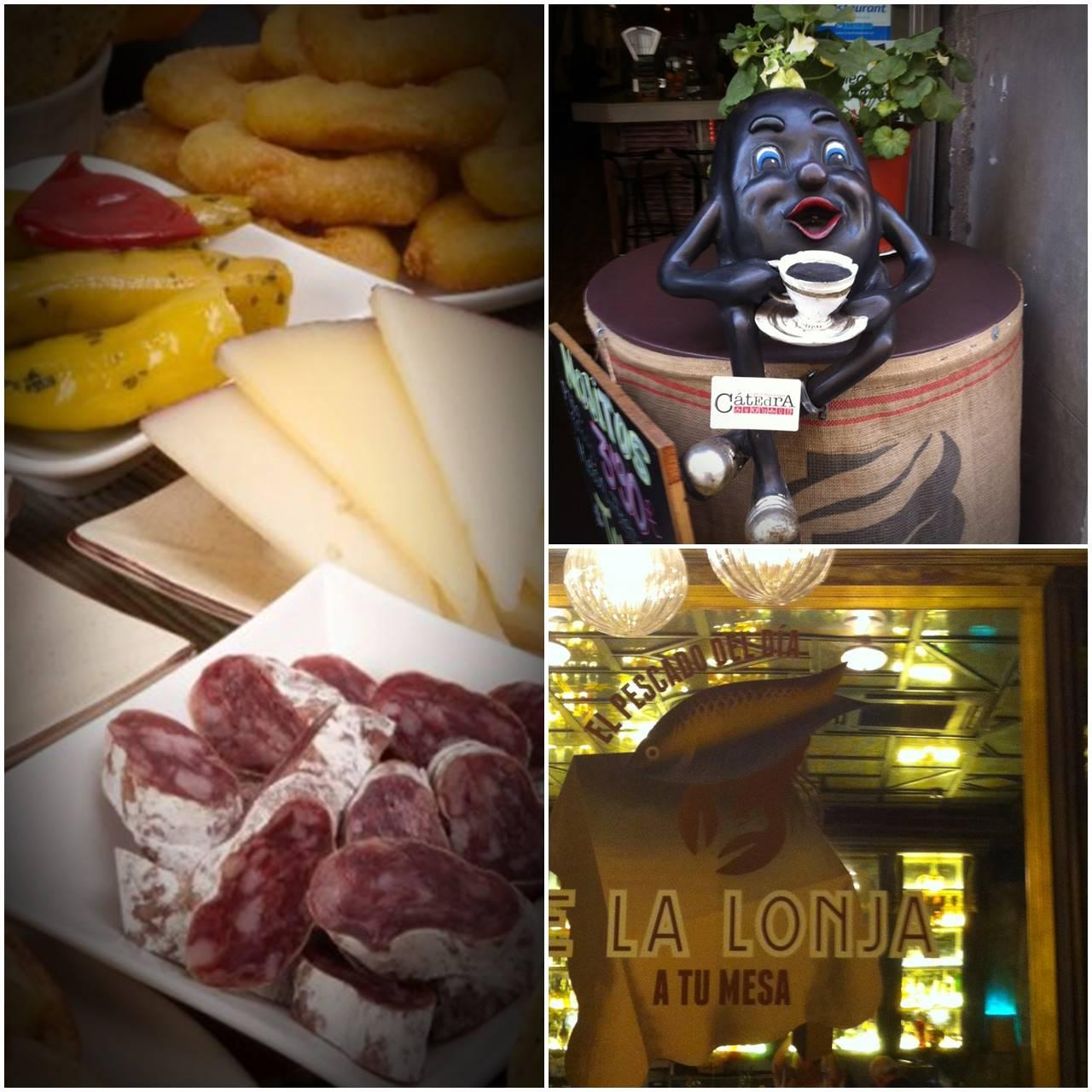 Barcelona kulinarisch ein Höhepunkt bei zeitlos bezaubernd