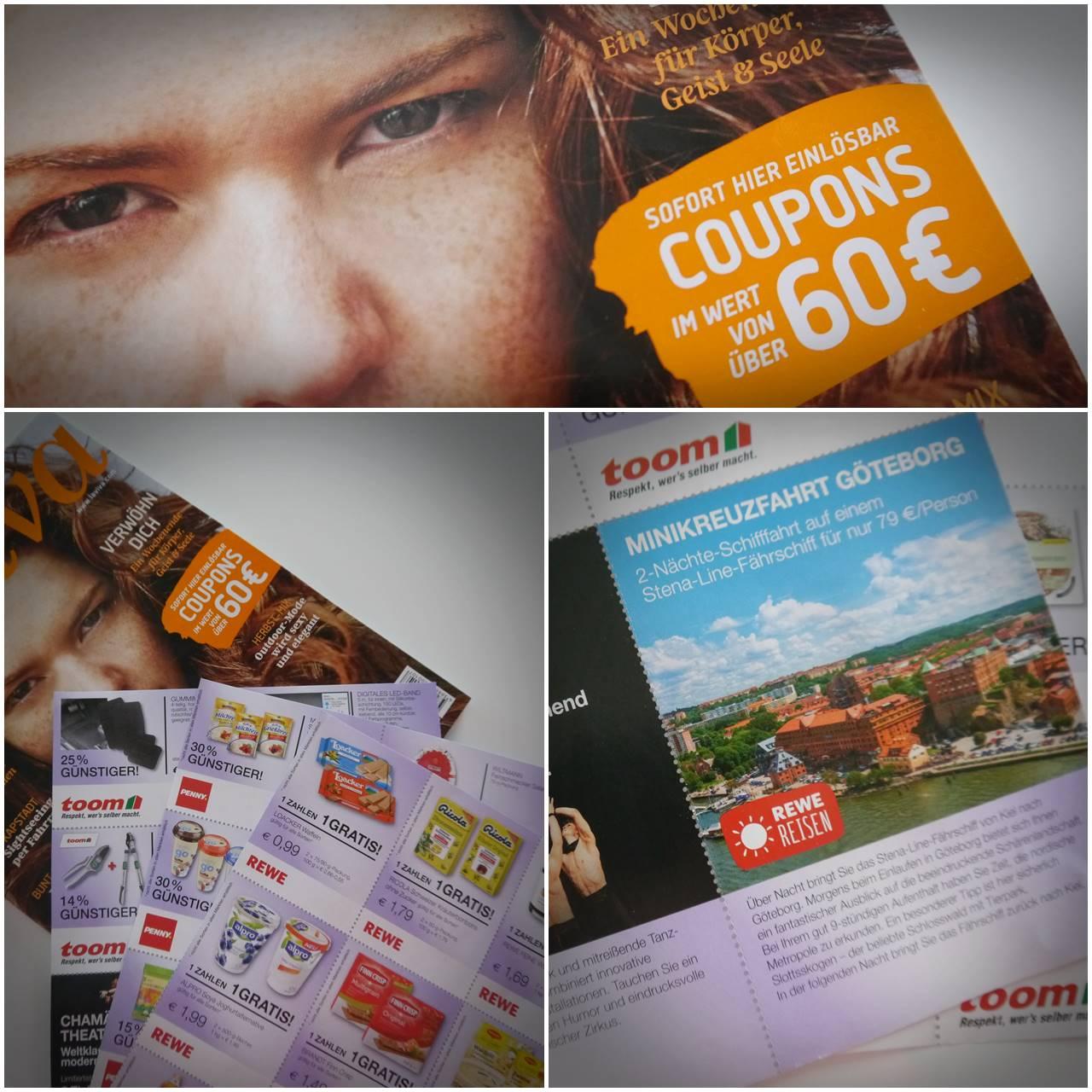 Laviva ein Frauenmagazin auch für Männer für nur 1 Euro