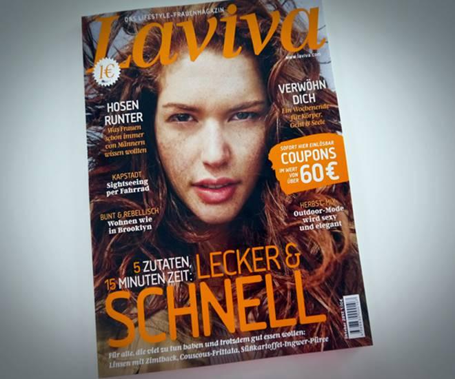 Laviva das Frauenmagazin auch für den Mann