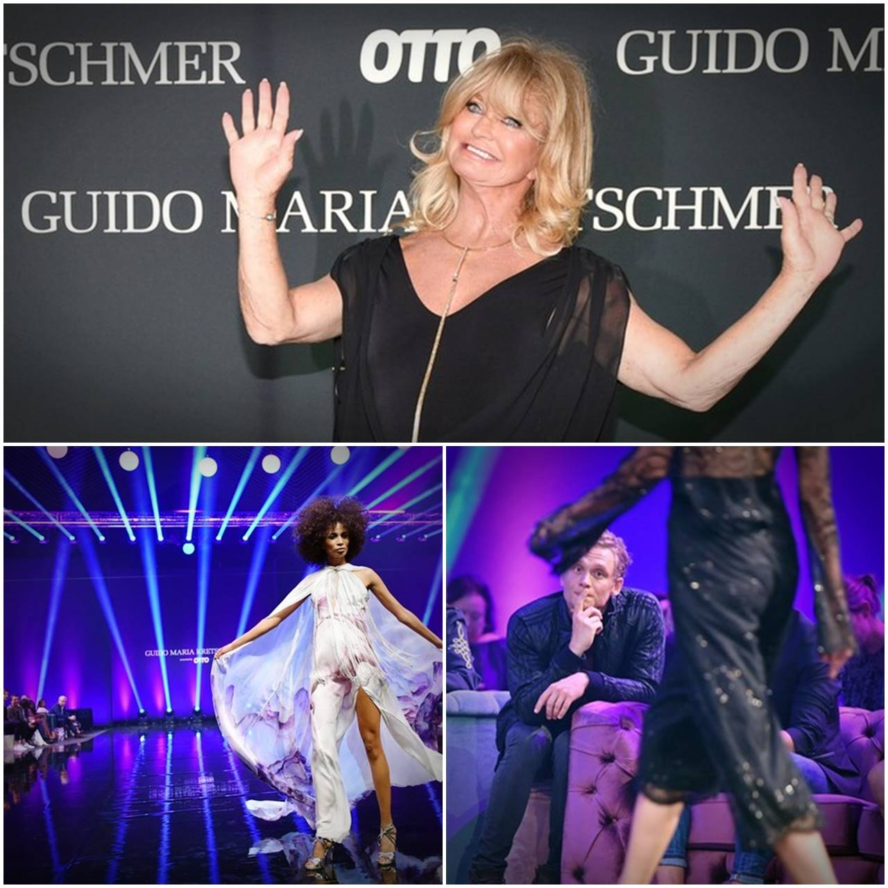 Guido Maria Kretschmer Modenschau Fashion Week 2017