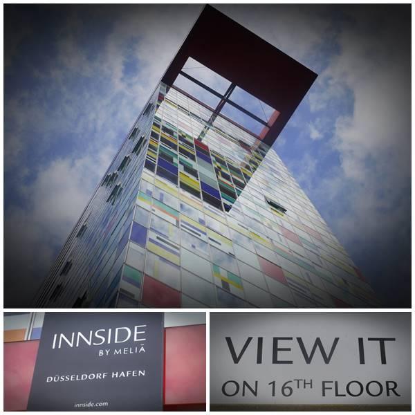 Das Innside Hotel Düsseldorf Hafen bei zeitlos bezaubernd