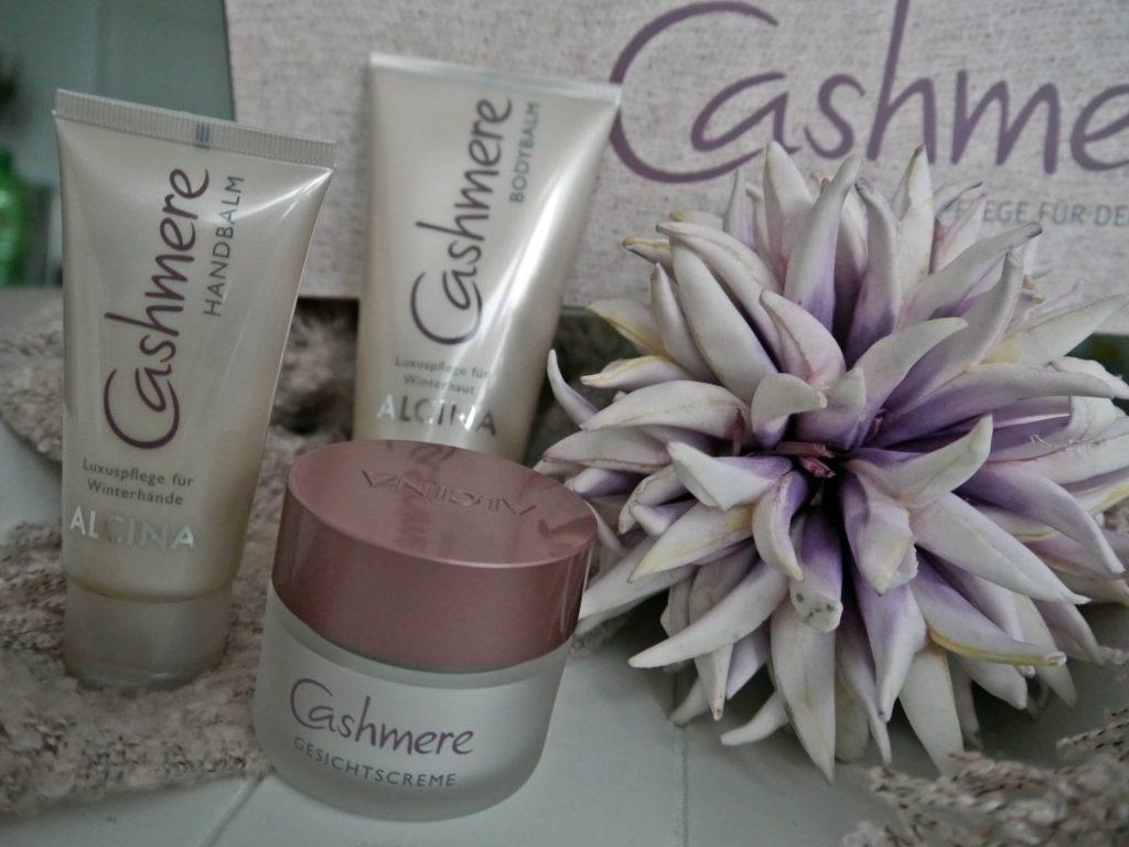 Alcina Cashmere-Luxuspflegeserie bei zeitlos bezaubernd