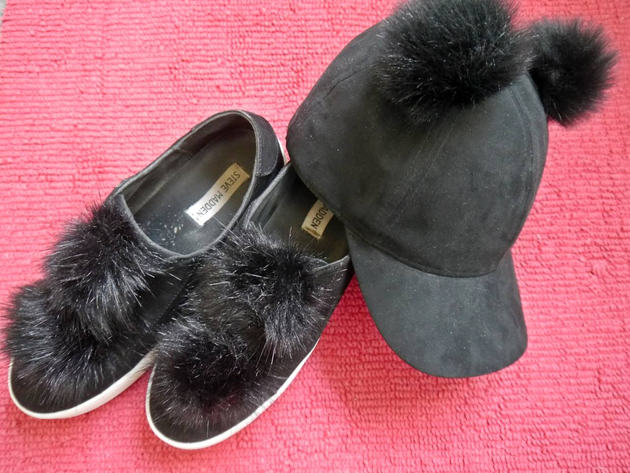 Ausgefallene Sneaker bei Sacha Shoes von Steve Madden