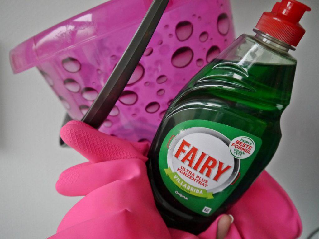 Putzen mit Meister Proper, Fairy und Swiffer bei zeitlos bezaubernd