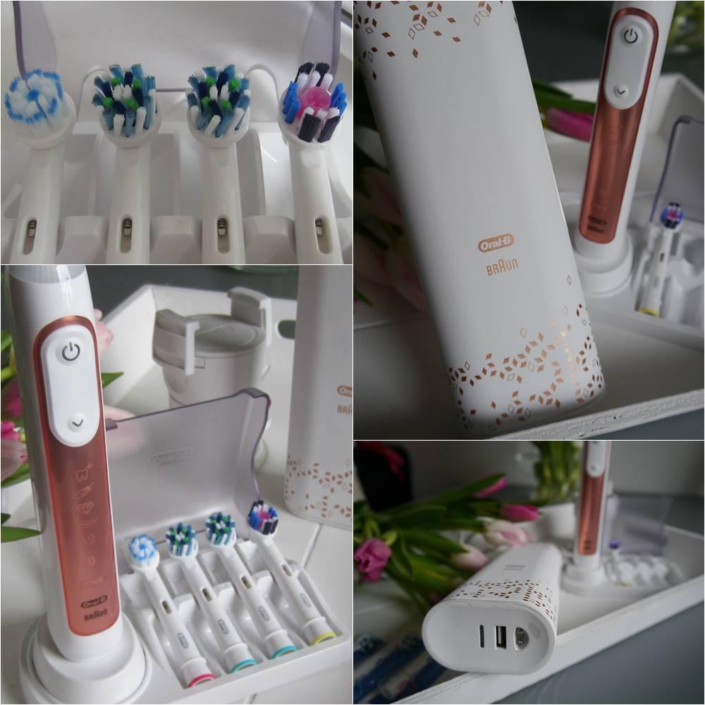 Richtig Zähne putzen, mit der Oral-B GENIUS 9000 elektrische Zahnbürste putzen wie von Zahnärzten empfohlen.