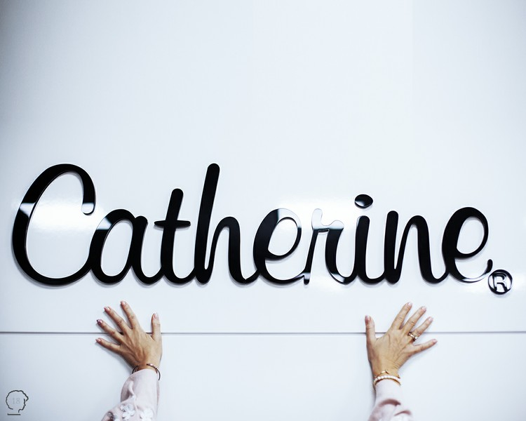 Nagelmodellage bei Catherine