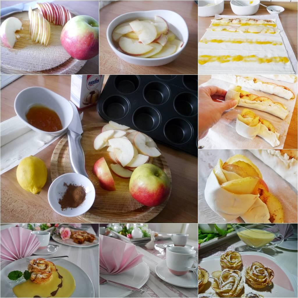 schneller und einfacher Kuchen mit Äpfel bei zeitlos bezaubernd