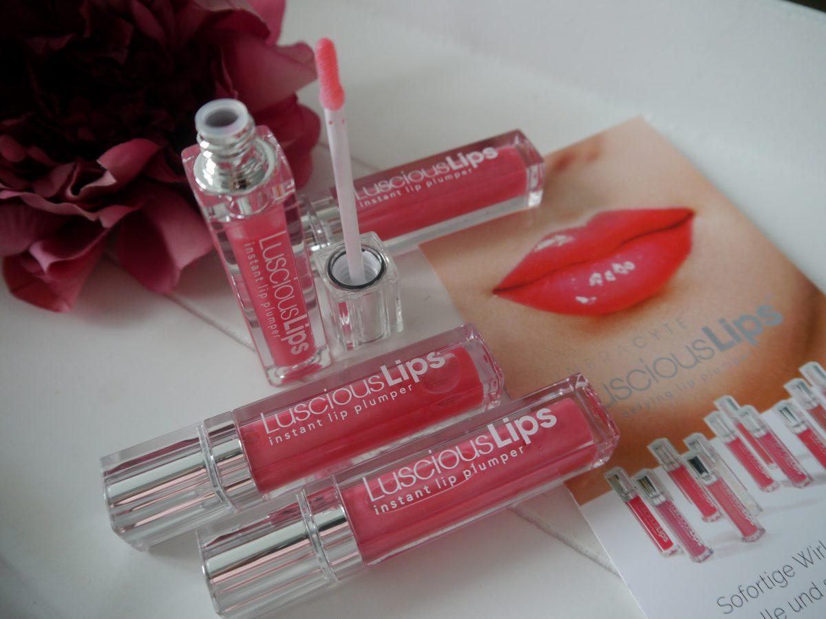 Volle Lippen mit Lip Plumper im Test Foto Pixabay