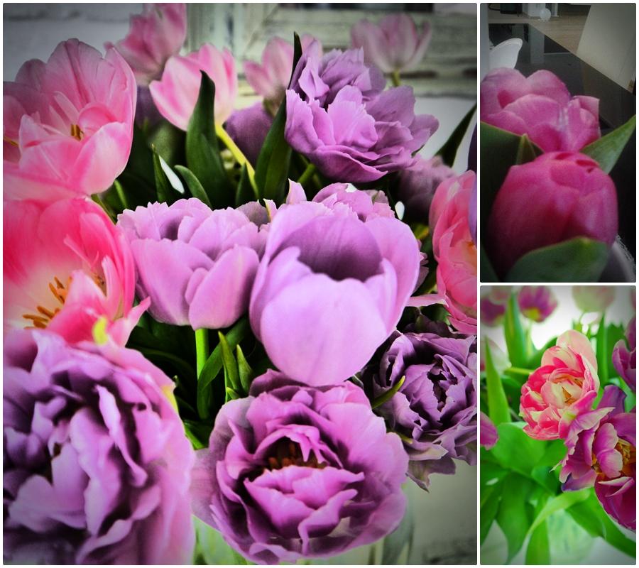 Blumen bringen Glück ins Haus