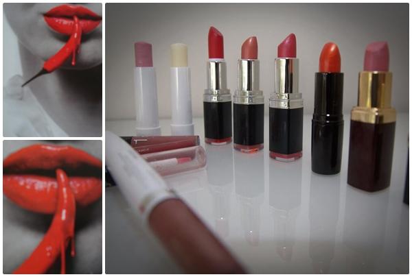 Krebs durch Lippenstifte