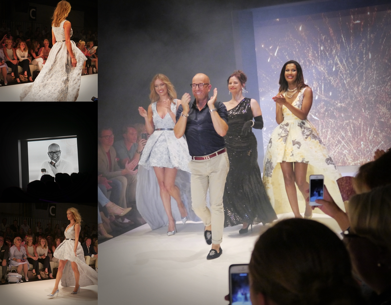 Thomas Rath Modeschau zur CPD In Düsseldorf