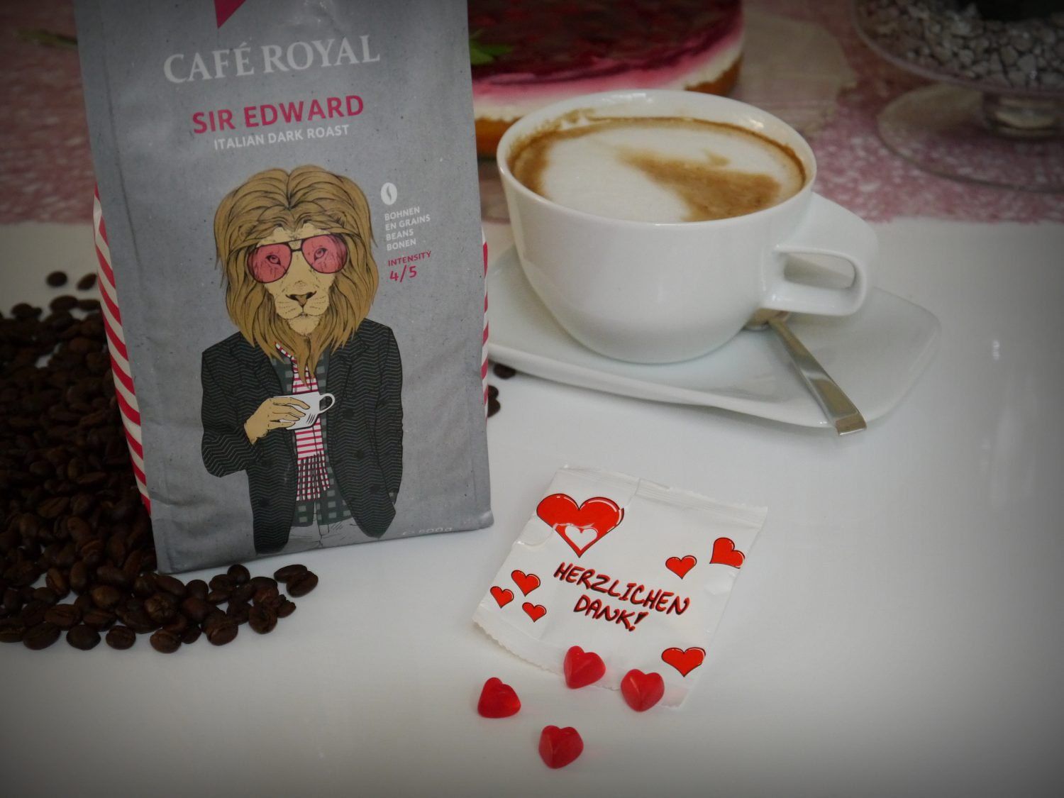 Café Royal Bohnenkaffee Sir Edward