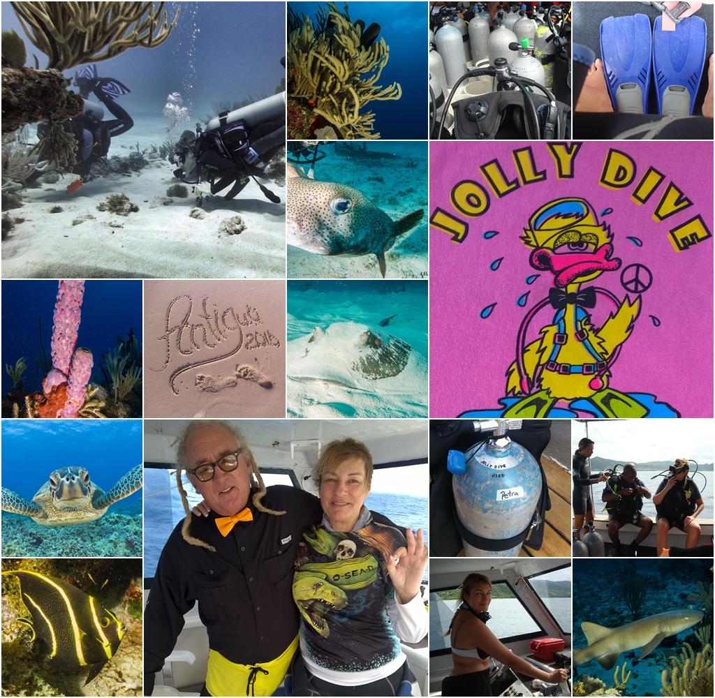 Reisebericht und Tauchen auf Antigua
