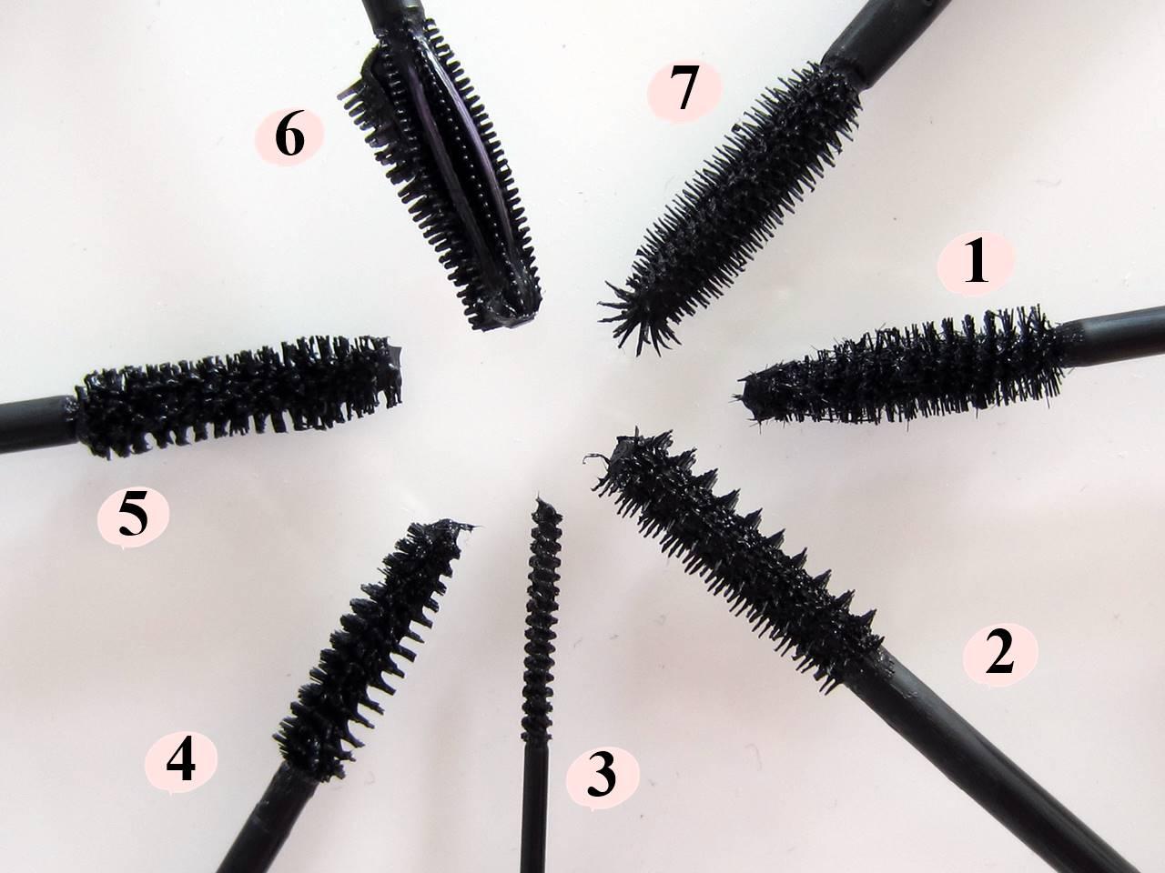 Wimpern richtig schminken. Tipps und Test bei zeitlos bezaubernd