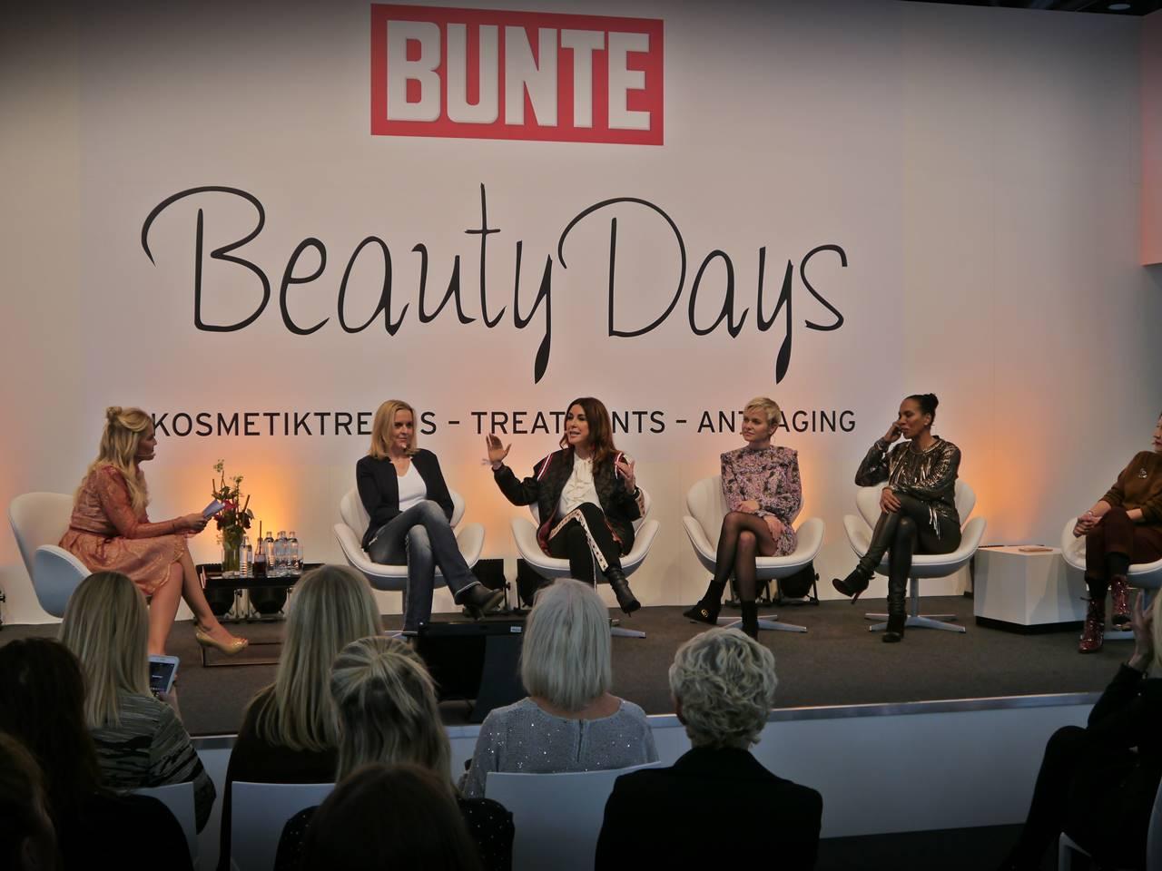 BUNTE Beauty Days mit zeitlos bezaubernd