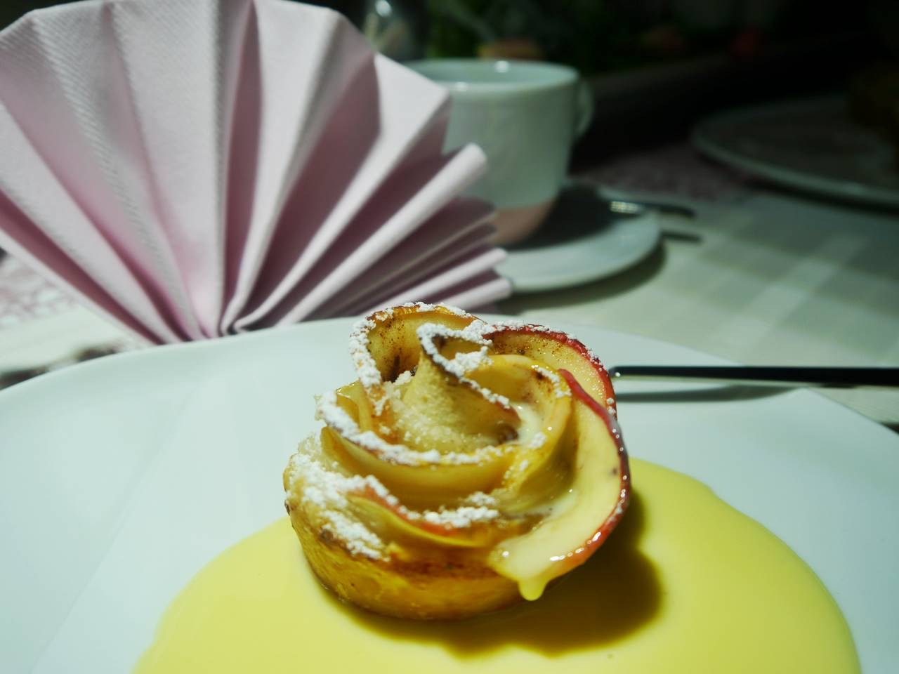 schneller und einfacher Kuchen mit Äpfel bei zeitlos bezaubernd Best Ager Blog