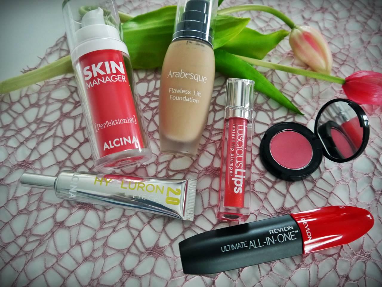 Make-up Favoriten bei Zeitlos Bezaubernd