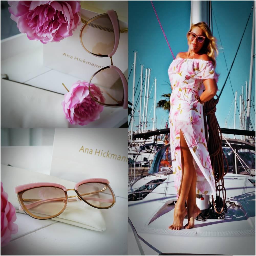 Sonnenbrille im Test von Ana Hickmann